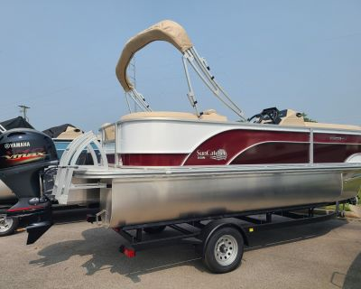 2021 SunCatcher SELECT 20RC Pontoon Boats Rogers, AR