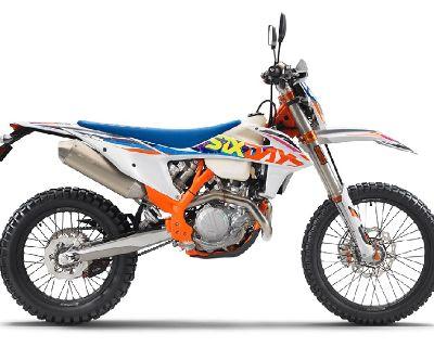 2022 KTM 500 EXC-F Six Days Dual Purpose Berkeley Springs, WV