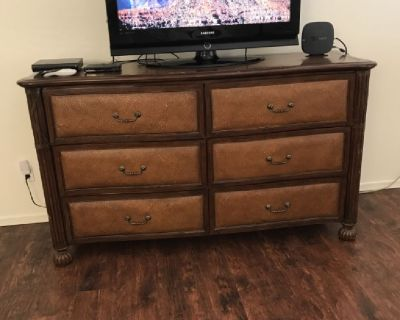 Large chest of drawers. Very large drawers. $75