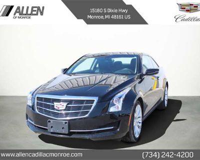 2016 Cadillac ATS 2.0L Turbo