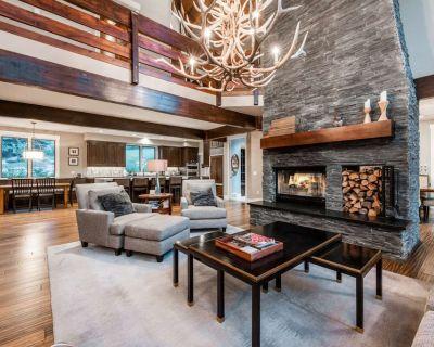Solamere Designer Ski Home Home Theater, Private Hot Tub, 5200 Square Feet of Unsurpassed Luxury - Park City