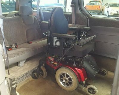 2000 DODGE GRAND CARAVAN Mobility, Handicap With Free Electric Wheelchair, 84k miles