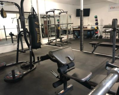 Private gym in SW yonkers close to Ludlow Metro-North with 3 separate rooms, cardio, universal, free weights, Yonkers, NY