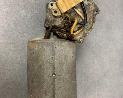 T6 356 Wiper motor 6V
