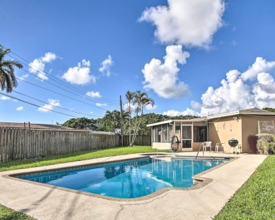 NEW! Pet-Friendly Margate House with Private Pool! - Margate