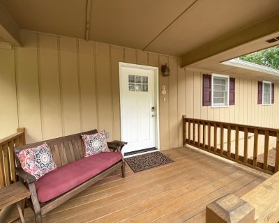 Lake Hartwell Cottage close to Tugaloo State Park - Gumlog