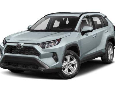 New 2021 Toyota RAV4 XLE Premium FWD Sport Utility