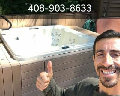 A1 Lowest Rate Experts Spa | Hot Tub Movers Starting at $130 (SJ Bay Area)
