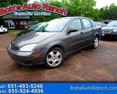 Used 2007 Ford Focus 4dr Sdn SES