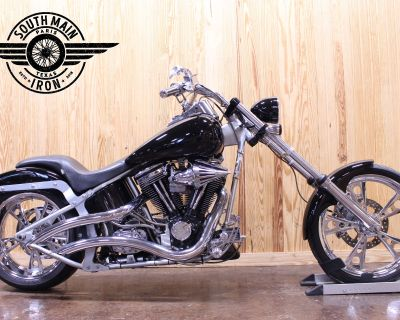 2011 Custom HANGMAN CHOPPER Street Motorcycle Paris, TX