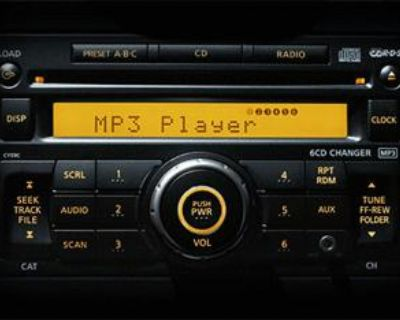 2009 2010 2011 Nissan Versa Am Fm Radio Cd Player Unit Oem