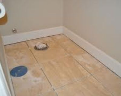 Tile flooring Needs