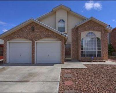 4978 Round Rock Dr, El Paso, TX 79924 4 Bedroom Apartment