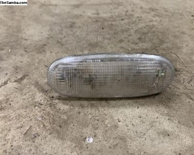 Early Low Light Ghia Dome Light