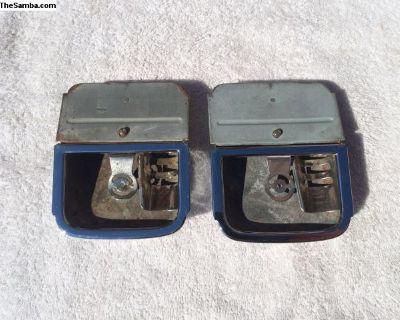 Porsche 356 ashtray