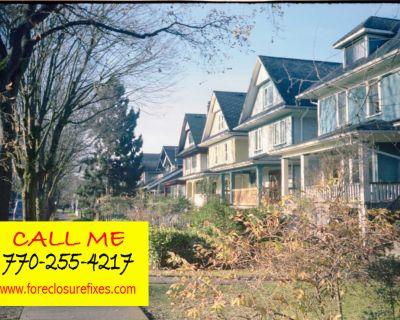 Foreclosure in Atlanta, Georgia, Ref# 201005741