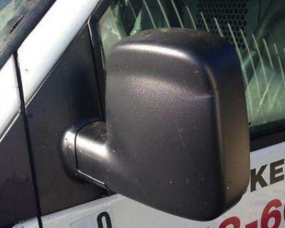 2003-2008 Mirror Drivers Side Factory Gm Savana Express Van Chevy Rh