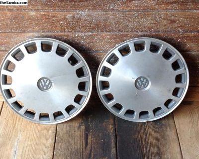 "VW Westmoreland Rabbit Golf Jetta 13"" Hub Cap"
