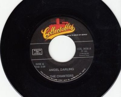 CHANTERS ~ Angel Darling*Mint-45 !