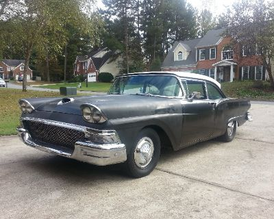 1958 ford fairlane 2dr
