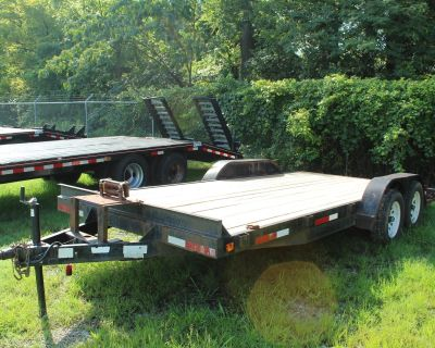 2005 BIG COUNTRY Other Flatbed Trailer TRAILER