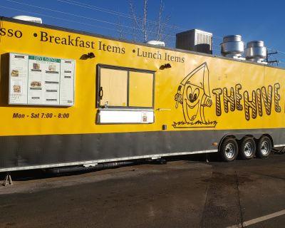 Gooseneck Food Concession Trailer for Sale in Colorado City, AZ