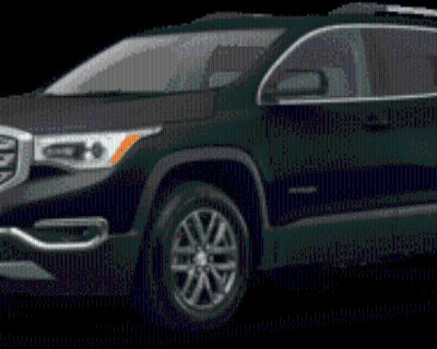 2018 GMC Acadia SLT with SLT-1 FWD