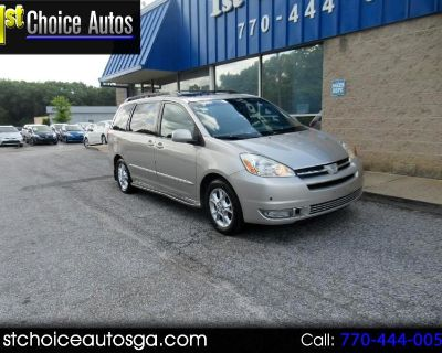 Used 2004 Toyota Sienna 5dr XLE FWD (Natl)