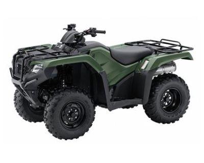 2018 Honda FourTrax Rancher 4x4 ES ATV Utility Norfolk, VA