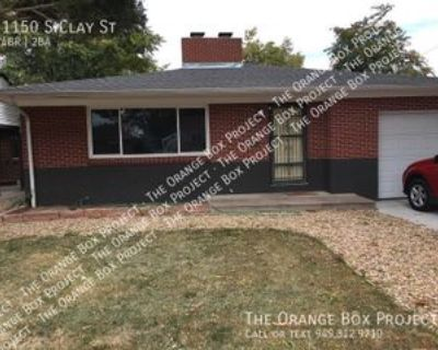 1150 S Clay St, Denver, CO 80219 4 Bedroom House