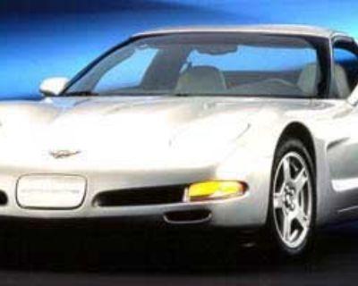 Pre-Owned 1999 Chevrolet Corvette V8 COUPE ROOF PK