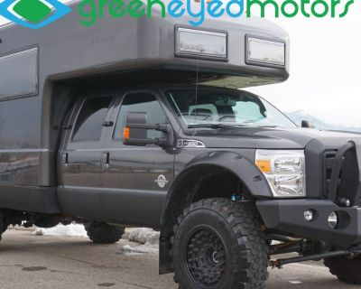 2016 Ford Super Duty F-550 Chassis Cab Lariat