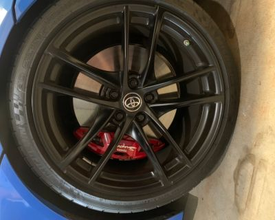 A91 wheels and tires