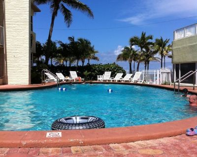 Oceanfront on Ft. Lauderdale Beach-Timeshare Unit - Central Beach