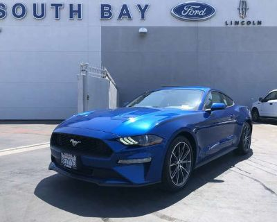 Used 2018 Ford Mustang Fastback