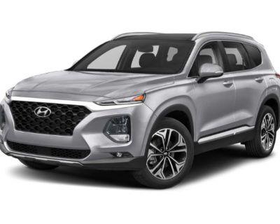 Certified Pre-Owned 2019 Hyundai Santa Fe Ultimate FWD Sport Utility