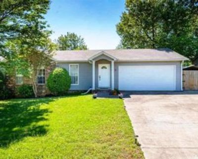 14100 Cottontail Ln, Alexander, AR 72002 3 Bedroom House
