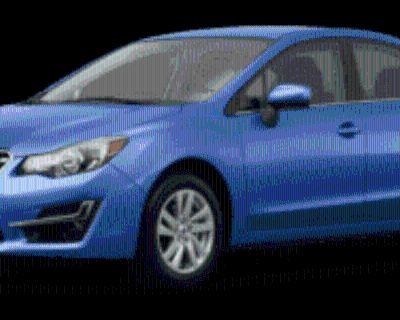 2015 Subaru Impreza 2.0i Premium Sedan CVT