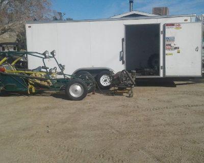Sand Buggy Supply Custom Built Sand Rail w/Box Trailer, extra Motor & Tran for Sale