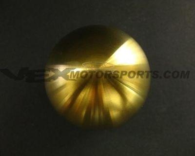 Blox Racing 490 Spherical Shift Knob Matte Gold 12x1.25mm Toyota Subaru