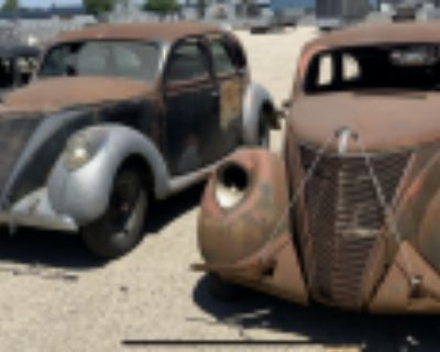 Lincoln zephyr projects