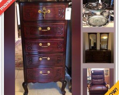 Missouri City Moving Online Auction - Masters lane
