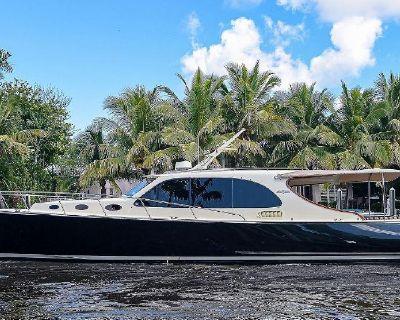 2015 Palm Beach Motor Yachts 45 Downeast