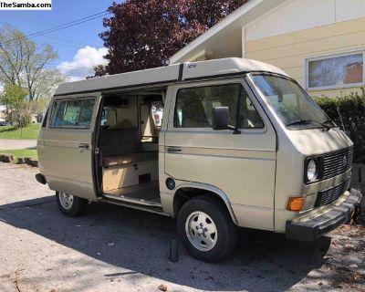 1985 VW Westfalia Vanagon