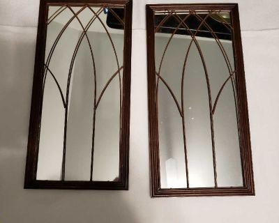 Small set of mirrors