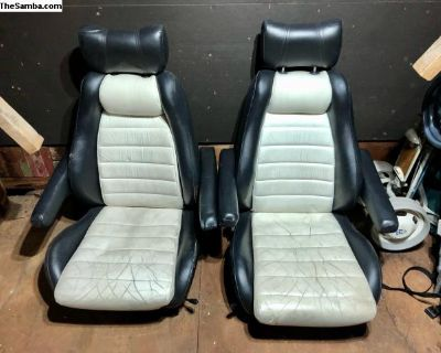 Front Seats (Driver and Passenger for Bus)