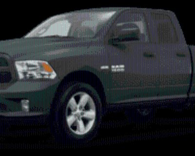 "2017 Ram 1500 Tradesman Quad Cab 6'4"" Box 2WD"