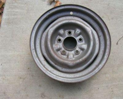 Gm 1959-1962 Corvette Wheel Rim Kelsey Hayes 59 60 61 62 Vette.. 283 327 Fi
