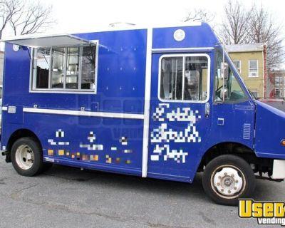 Freightliner MT45 Step Van All-Purpose Food Truck