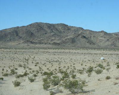 Movie Ranch Filming Location, Joshua Tree, CA